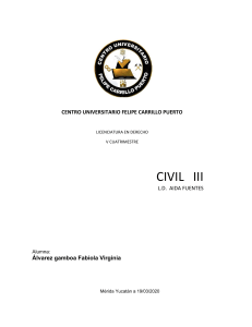 CIVIL III cuestionario