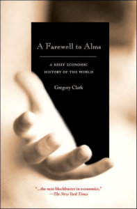 6. Gregory Clark (2007) A Farewell to Alms