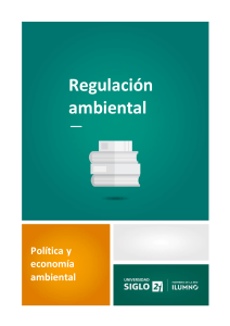 04 - Regulación ambiental