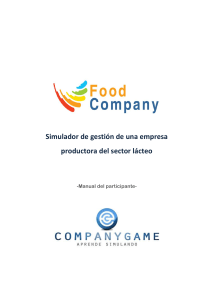 FoodCompanyManual