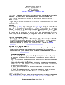 Documento Grasas y aceites