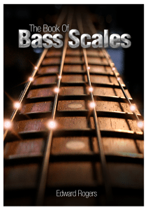 BOOK OF BASS SCALE ED ROGERS