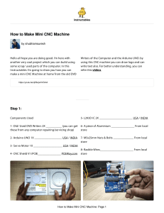 ARDUINO CNC How-to-Make-Mini-CNC-Machine