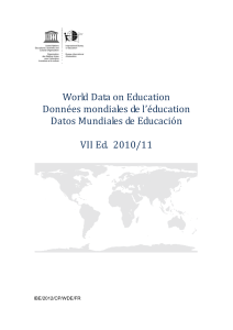 World Data Education