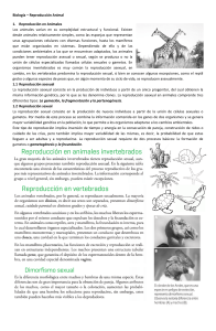 taller reproduccion animal