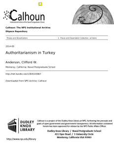 Anderson 2014 -Thesis-Authoritarianism in Turkey-Linz models