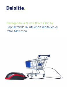 Navegando brecha digital 2015 - Retail