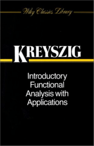 Kreyszig - Introductory Functional Analysis with Applications