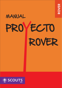 Rover ManualProyectoRover