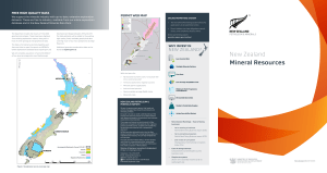 new zealand-minerals-resources