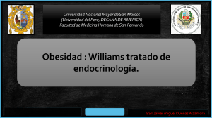 OBESIDAD WILLIAMS