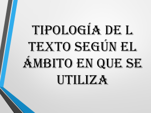 tipologia textual Casany