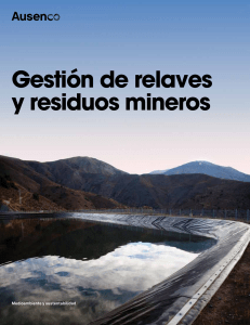 Ausenco Gestion de Relaves