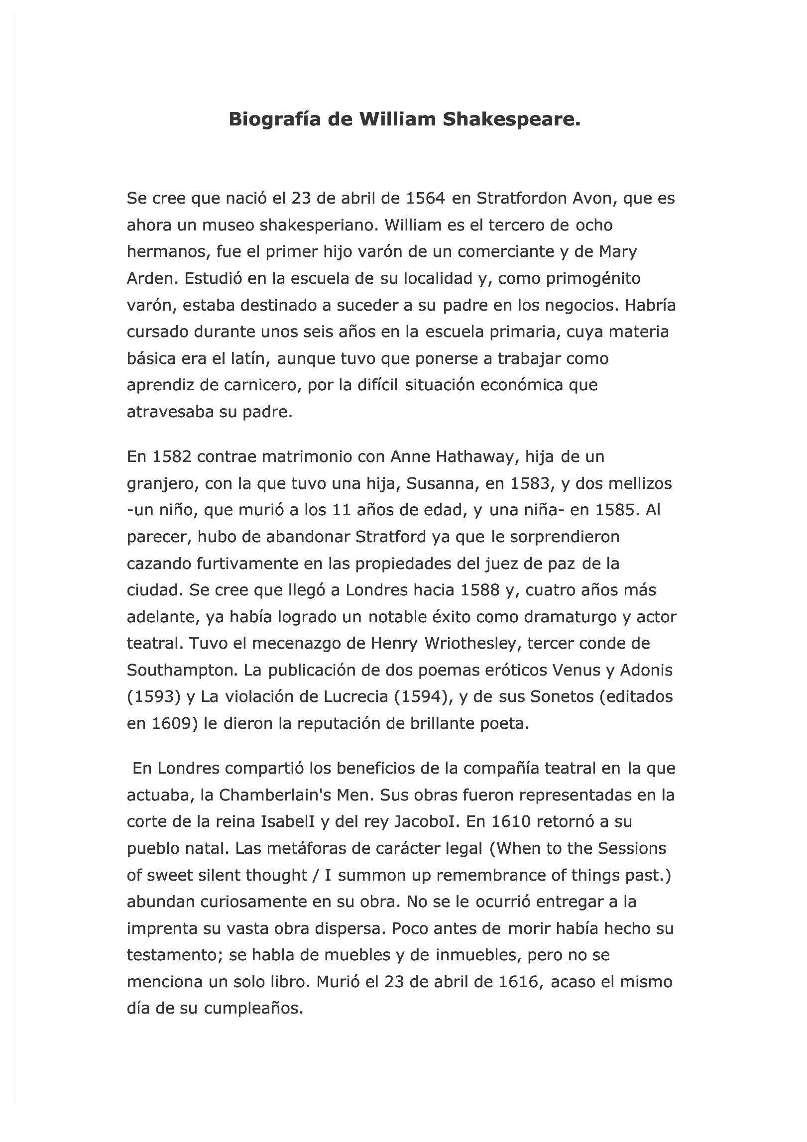 Pdf Analisis Literario De Romeo Y Julieta Compress