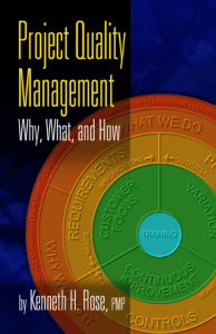 Project Quality Management - Why, What And How