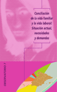 Conciliación vida familiar y laboral