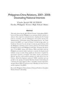 04-Philippines-China-Relations-Dovetailing-National-Interests-de-Guzman
