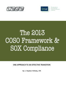 COSO McNallyTransition Article-Final COSO Version Proof 5-31-13