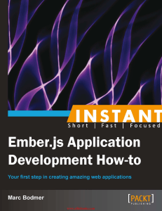 Ember.js-Application-Development-How-to