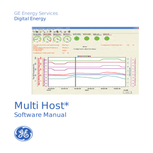 Software Manual Multi Host