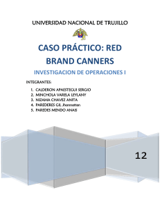 Case RED BRAND CANNERS
