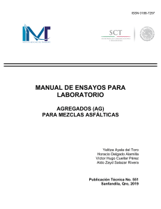 Manual de Agregados para Carpeta