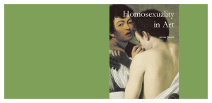 Homosexuality in Art (Art Ebook)