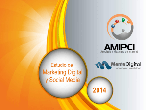 Estudio Marketing 2014