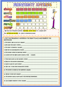 frequency-adverbs-2-page-activity-grammar-drills 94673