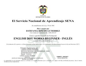 works beginner  ingles 60h